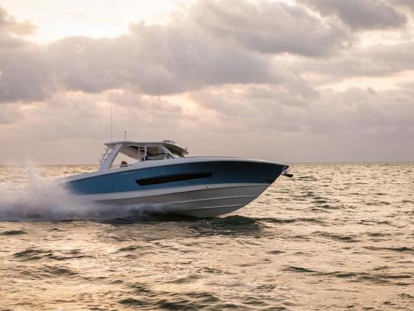 2020 Boston Whaler boat for sale, model of the boat is 420 Outrage & Image # 3 of 55