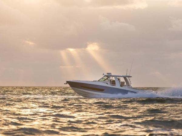 2020 Boston Whaler boat for sale, model of the boat is 420 Outrage & Image # 4 of 55