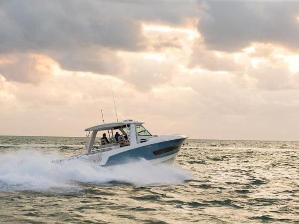 2020 Boston Whaler boat for sale, model of the boat is 420 Outrage & Image # 5 of 55