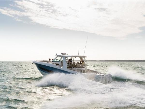 2020 Boston Whaler boat for sale, model of the boat is 420 Outrage & Image # 6 of 55