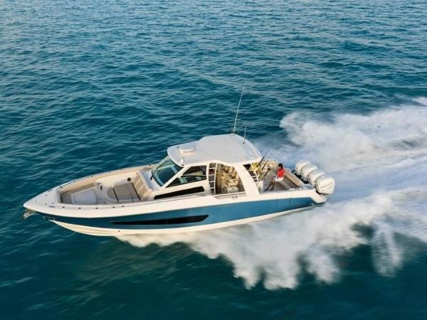 2020 Boston Whaler boat for sale, model of the boat is 420 Outrage & Image # 7 of 55