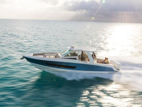 2020 Boston Whaler boat for sale, model of the boat is 420 Outrage & Image # 9 of 55