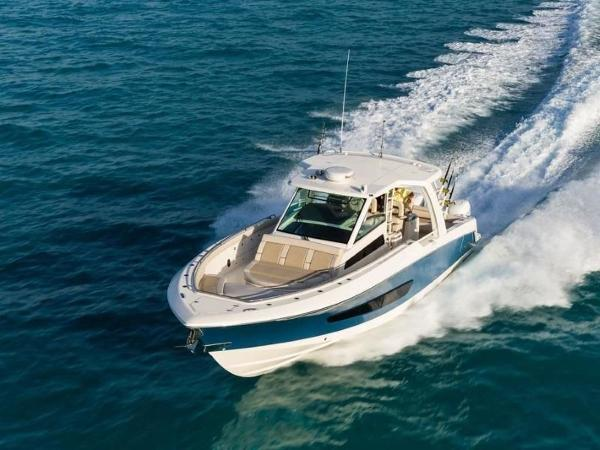 2020 Boston Whaler boat for sale, model of the boat is 420 Outrage & Image # 10 of 55