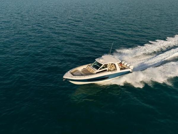 2020 Boston Whaler boat for sale, model of the boat is 420 Outrage & Image # 11 of 55