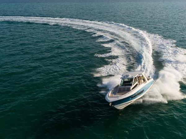 2020 Boston Whaler boat for sale, model of the boat is 420 Outrage & Image # 13 of 55