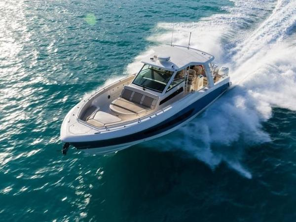 2020 Boston Whaler boat for sale, model of the boat is 420 Outrage & Image # 14 of 55