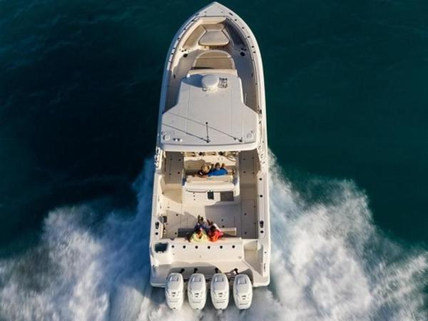 2020 Boston Whaler boat for sale, model of the boat is 420 Outrage & Image # 16 of 55