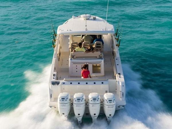 2020 Boston Whaler boat for sale, model of the boat is 420 Outrage & Image # 17 of 55