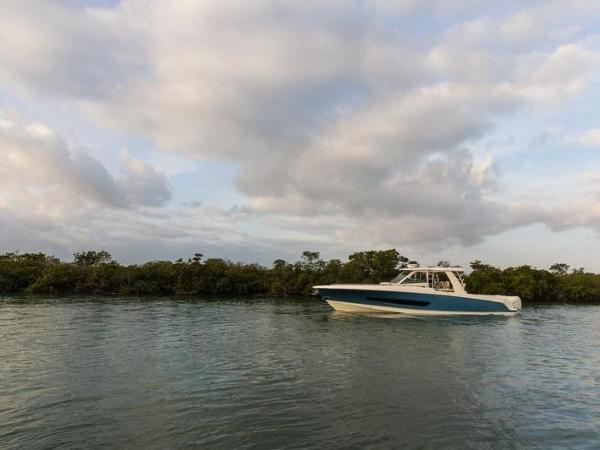 2020 Boston Whaler boat for sale, model of the boat is 420 Outrage & Image # 19 of 55