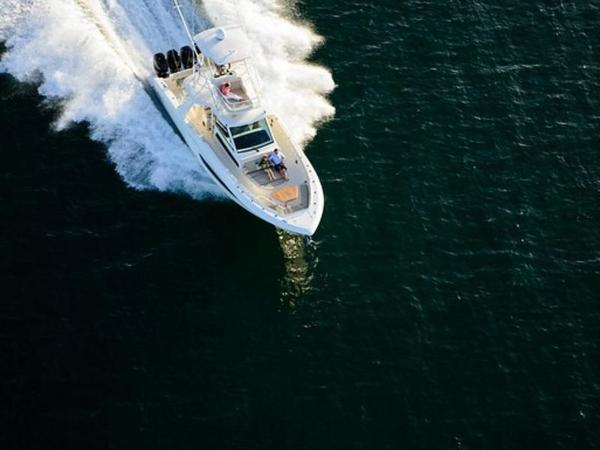 2020 Boston Whaler boat for sale, model of the boat is 420 Outrage & Image # 21 of 55