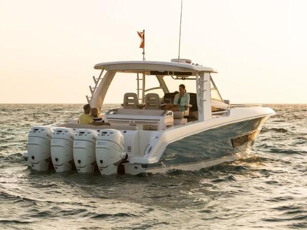 2020 Boston Whaler boat for sale, model of the boat is 420 Outrage & Image # 22 of 55