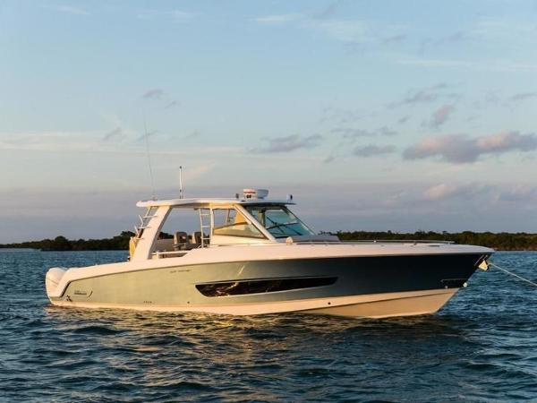 2020 Boston Whaler boat for sale, model of the boat is 420 Outrage & Image # 24 of 55