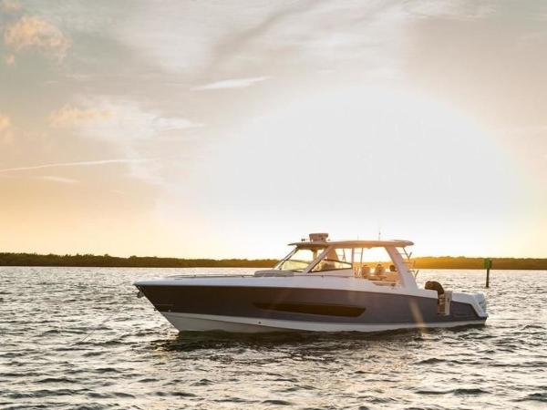 2020 Boston Whaler boat for sale, model of the boat is 420 Outrage & Image # 26 of 55