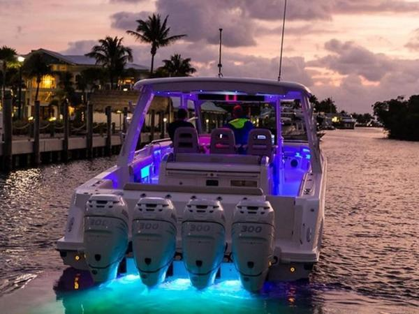 2020 Boston Whaler boat for sale, model of the boat is 420 Outrage & Image # 29 of 55