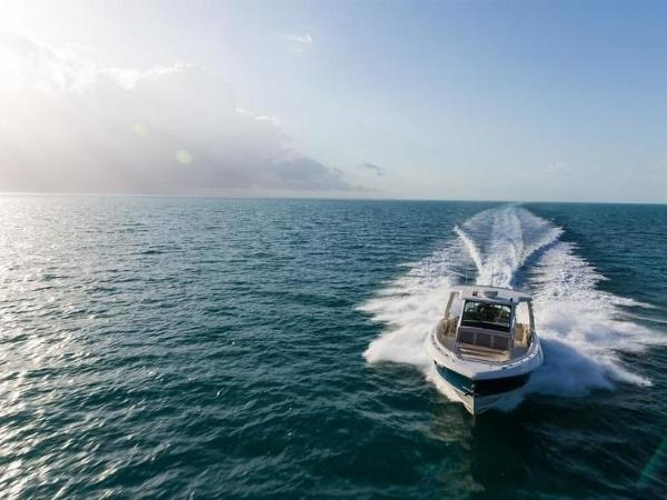 2020 Boston Whaler boat for sale, model of the boat is 420 Outrage & Image # 30 of 55