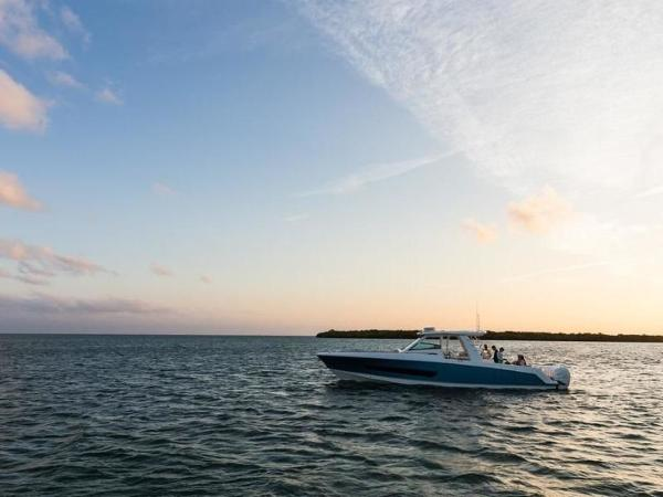 2020 Boston Whaler boat for sale, model of the boat is 420 Outrage & Image # 31 of 55