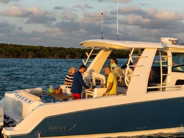 2020 Boston Whaler boat for sale, model of the boat is 420 Outrage & Image # 33 of 55