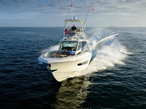 2020 Boston Whaler boat for sale, model of the boat is 420 Outrage & Image # 35 of 55