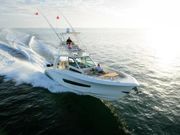 2020 Boston Whaler boat for sale, model of the boat is 420 Outrage & Image # 36 of 55