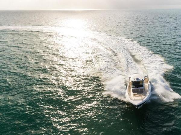 2020 Boston Whaler boat for sale, model of the boat is 420 Outrage & Image # 37 of 55