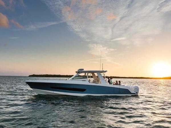 2020 Boston Whaler boat for sale, model of the boat is 420 Outrage & Image # 38 of 55