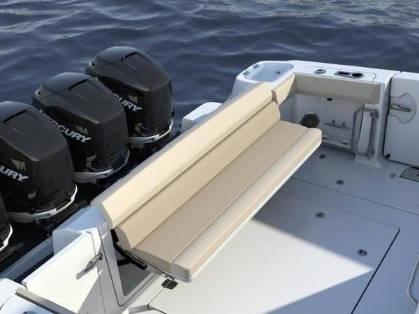 2020 Boston Whaler boat for sale, model of the boat is 420 Outrage & Image # 39 of 55