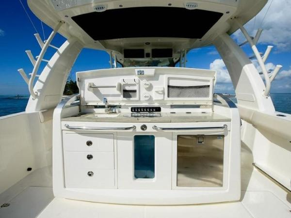2020 Boston Whaler boat for sale, model of the boat is 420 Outrage & Image # 41 of 55
