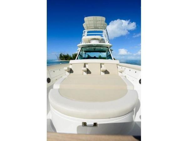 2020 Boston Whaler boat for sale, model of the boat is 420 Outrage & Image # 44 of 55