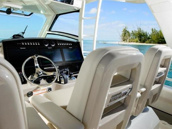 2020 Boston Whaler boat for sale, model of the boat is 420 Outrage & Image # 48 of 55