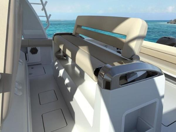 2020 Boston Whaler boat for sale, model of the boat is 420 Outrage & Image # 52 of 55