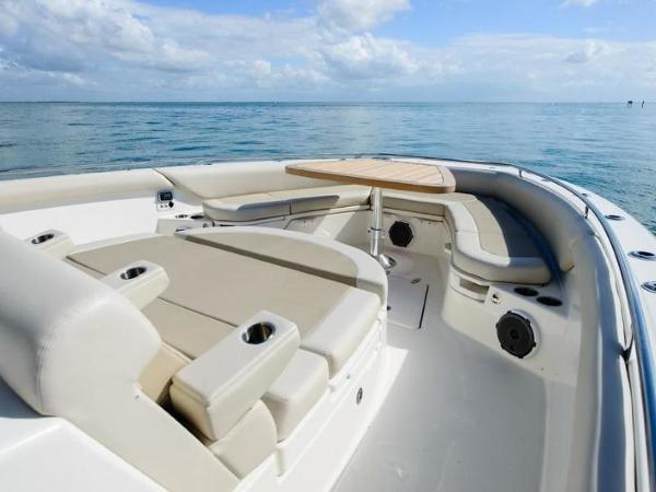 2020 Boston Whaler boat for sale, model of the boat is 420 Outrage & Image # 54 of 55
