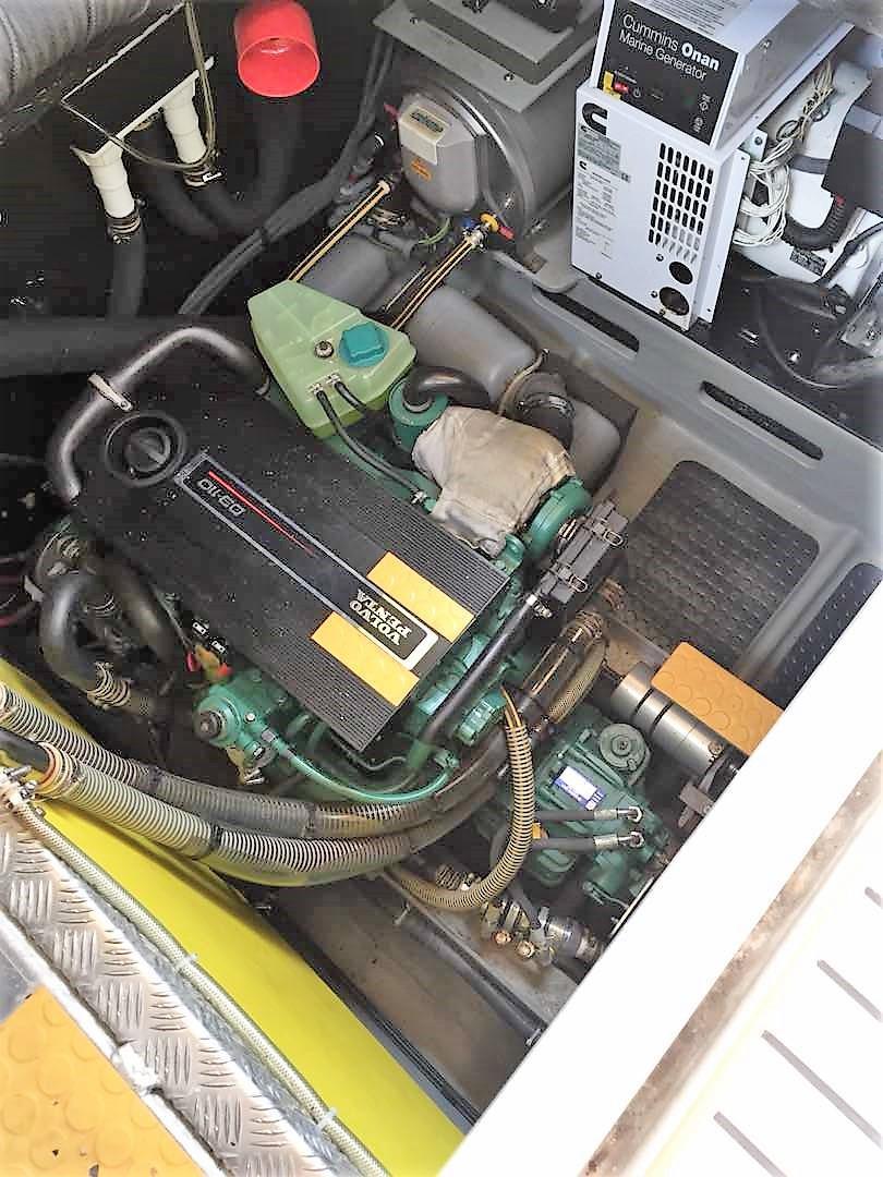 Watertight Engine Room