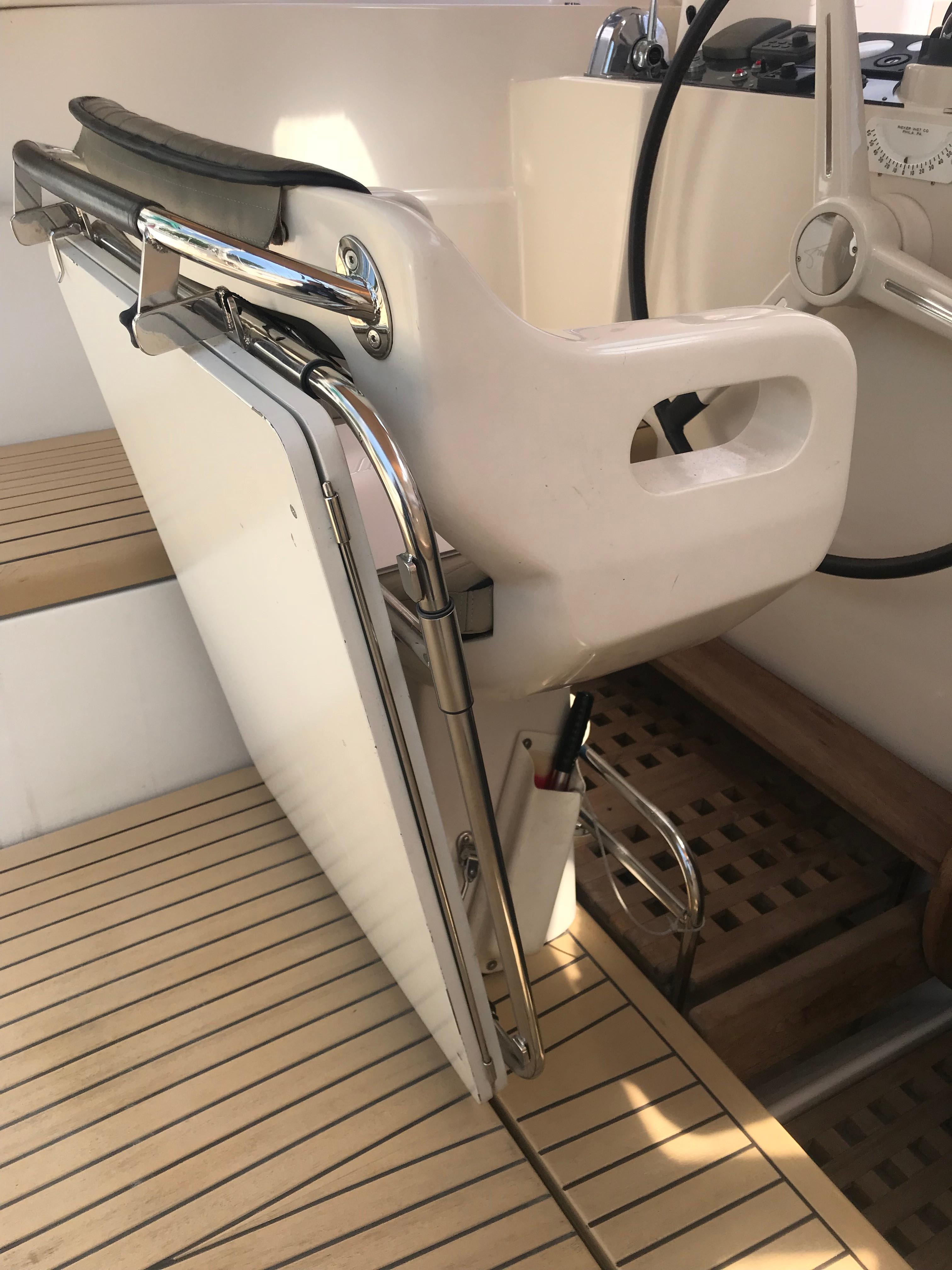 Foldabel table Cockpit