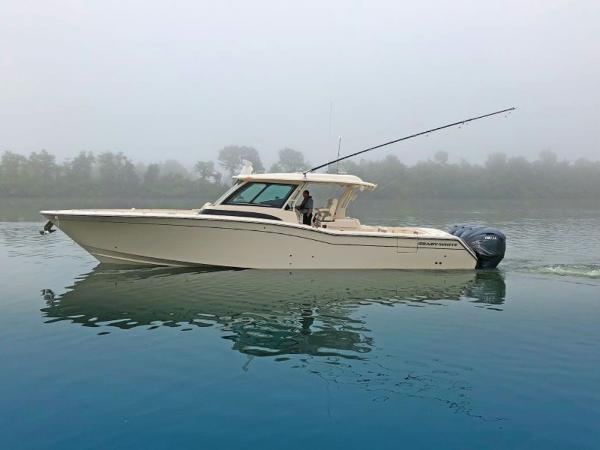 2020 Grady-White boat for sale, model of the boat is Canyon 456 & Image # 1 of 33