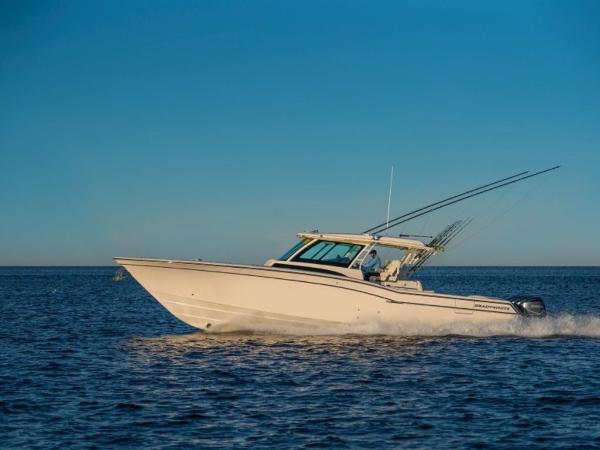 2020 Grady-White boat for sale, model of the boat is Canyon 456 & Image # 2 of 33