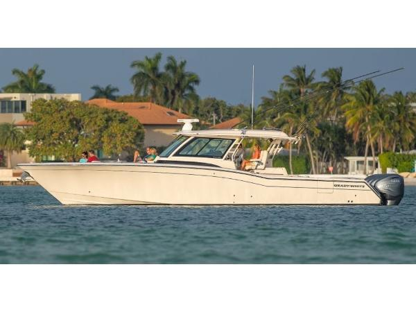 2020 Grady-White boat for sale, model of the boat is Canyon 456 & Image # 3 of 33