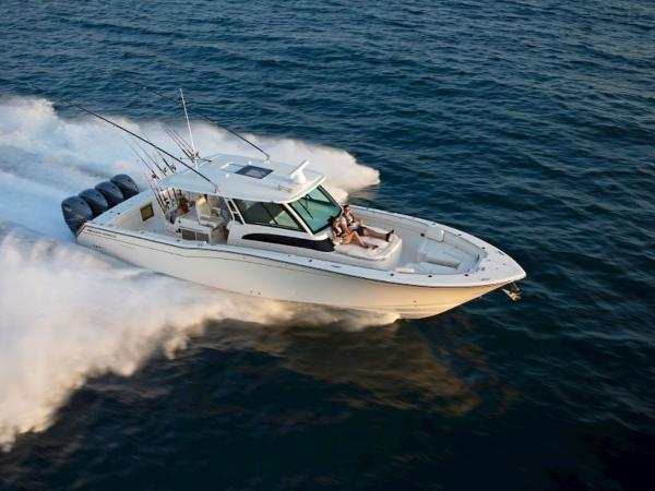 2020 Grady-White boat for sale, model of the boat is Canyon 456 & Image # 4 of 33