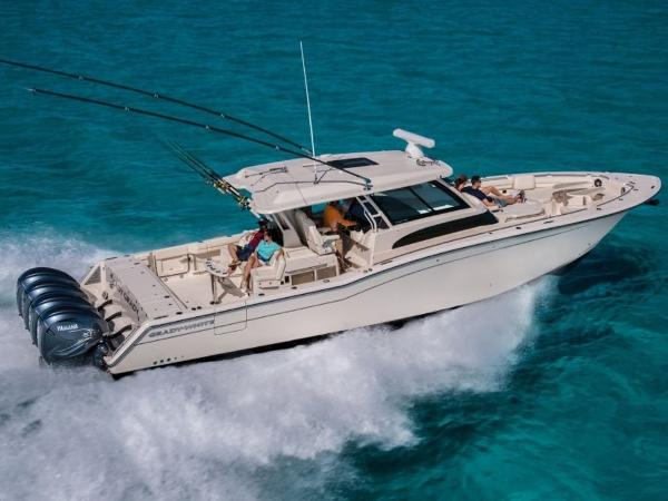 2020 Grady-White boat for sale, model of the boat is Canyon 456 & Image # 6 of 33