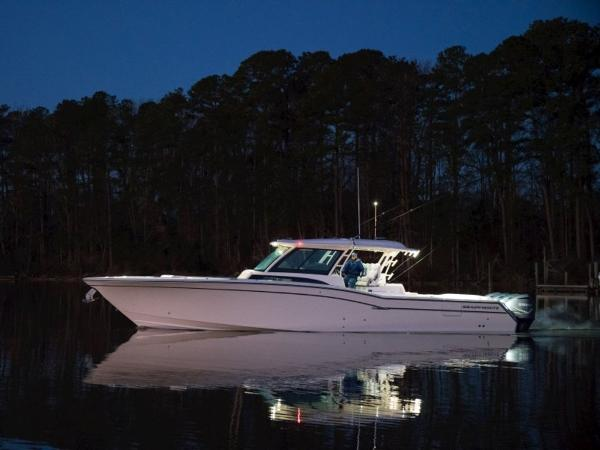 2020 Grady-White boat for sale, model of the boat is Canyon 456 & Image # 10 of 33