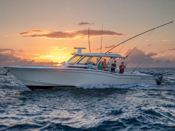 2020 Grady-White boat for sale, model of the boat is Canyon 456 & Image # 13 of 33