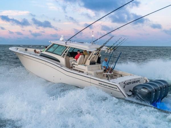 2020 Grady-White boat for sale, model of the boat is Canyon 456 & Image # 14 of 33