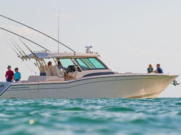 2020 Grady-White boat for sale, model of the boat is Canyon 456 & Image # 27 of 33