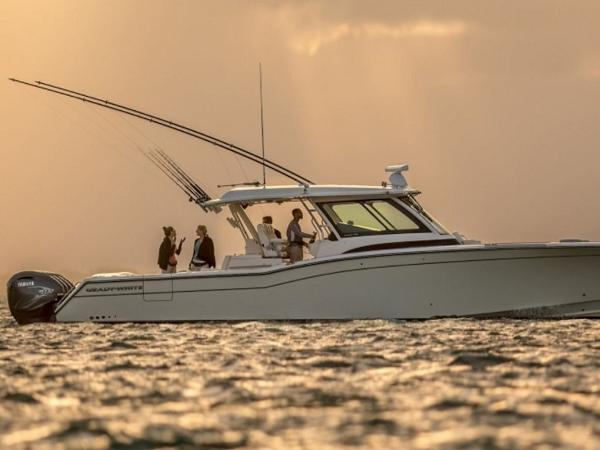 2020 Grady-White boat for sale, model of the boat is Canyon 456 & Image # 28 of 33