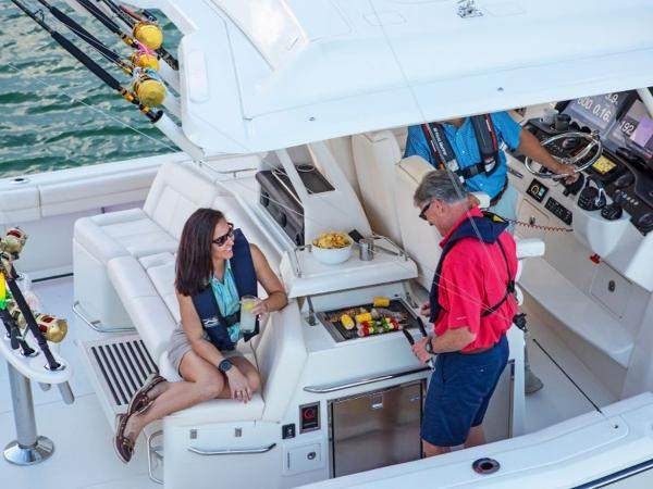 2020 Grady-White boat for sale, model of the boat is Canyon 456 & Image # 31 of 33