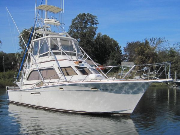 Egg Harbor 41 Convertible Convertible Boats. Listing Number: M-3754242