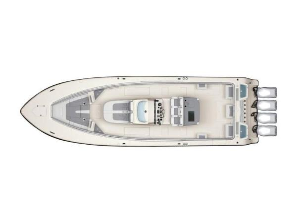 2020 Mako boat for sale, model of the boat is 414 CC Family Edition & Image # 9 of 72
