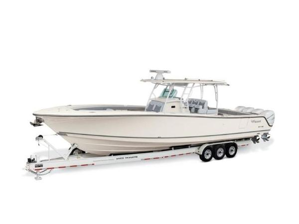 2020 Mako boat for sale, model of the boat is 414 CC Family Edition & Image # 42 of 72