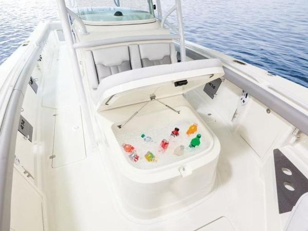 2020 Mako boat for sale, model of the boat is 414 CC Family Edition & Image # 62 of 72