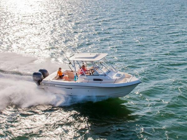 2020 Grady-White boat for sale, model of the boat is Gulfstream 232 & Image # 4 of 29