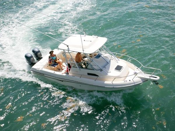 2020 Grady-White boat for sale, model of the boat is Gulfstream 232 & Image # 5 of 29